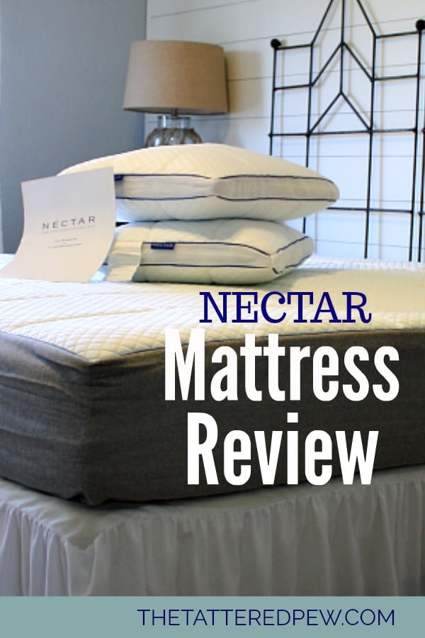 Nectar mattress review and unboxing video.