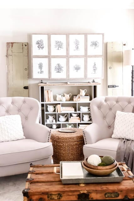 Welcome Home Sunday: Casual Living Room Ideas