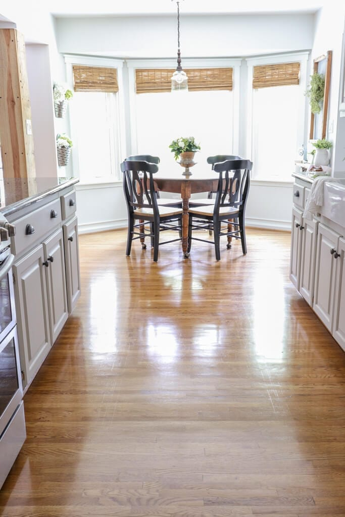 Welcome Home Sunday: Rejuvenate wood floor restorer review