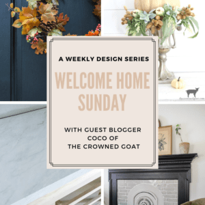 Wwelcome Home Sunday with The Crowned Goat