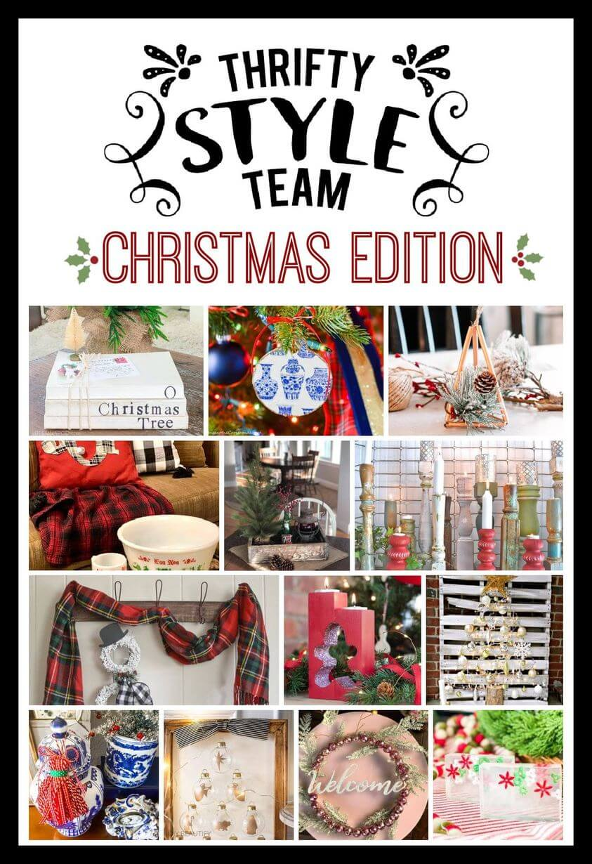 Thrifty Style Team Christmas Edition!