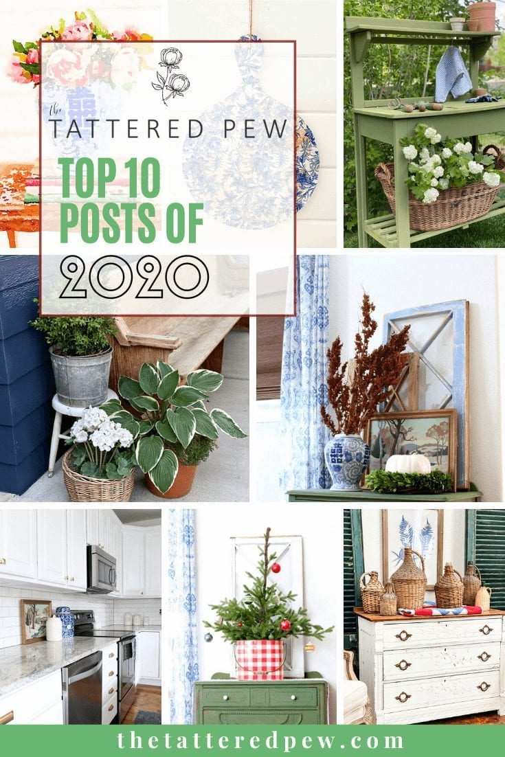 The Tattered Pew Top 10 Posts of 2020