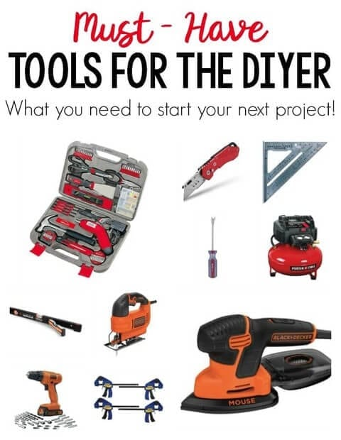 Welcome Home Saturday: Tools For The DIYer