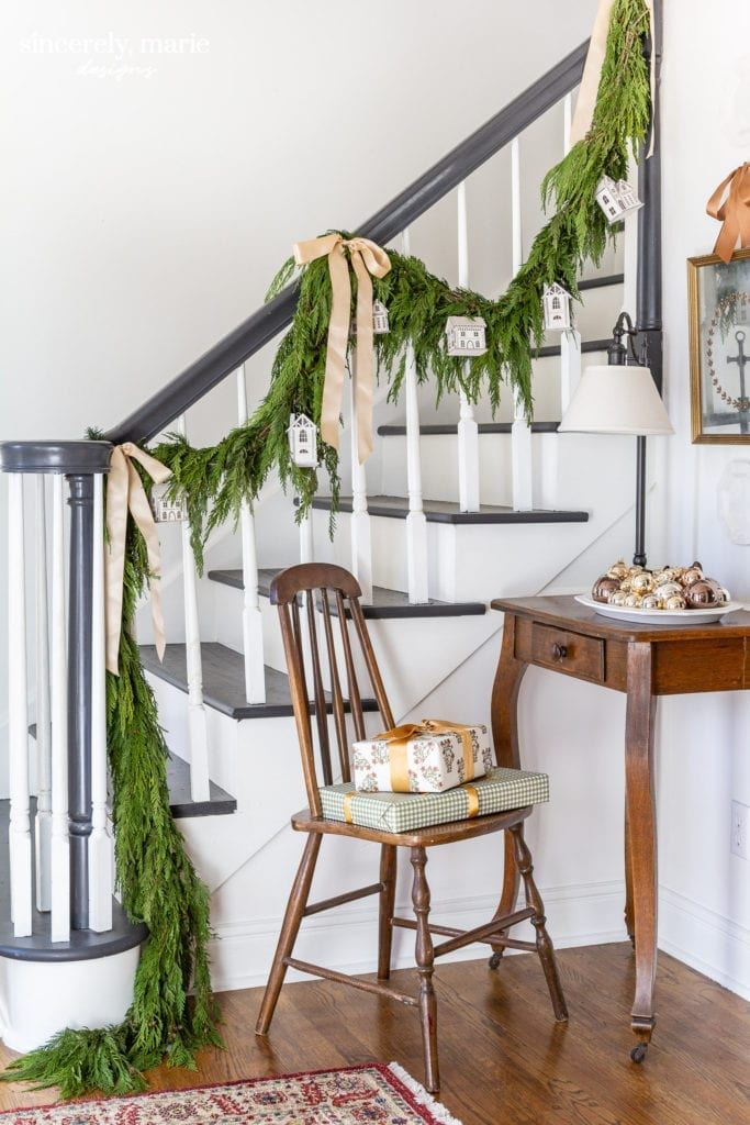 Welcome Home Sunday: Christmas Home Tour Sincerely, Marie Designs