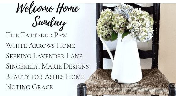A collection of posts from talented home decor bloggers.