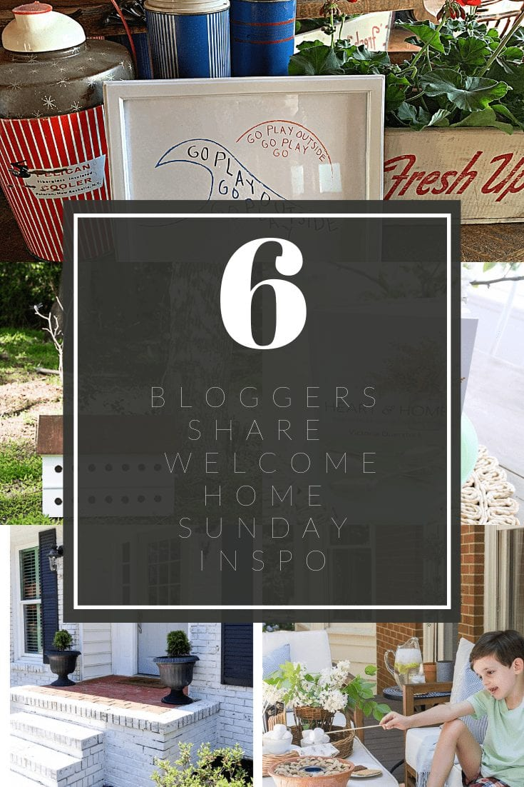 Welcome Home Sunday: DIY Front Doors, Birdhouses, Tabletop Roasters, Father's Day Gifts & More