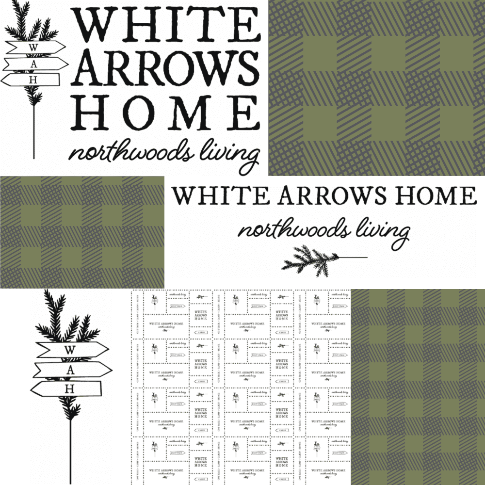 Welcome Home Sunday: White Arrows Home new look and logo.