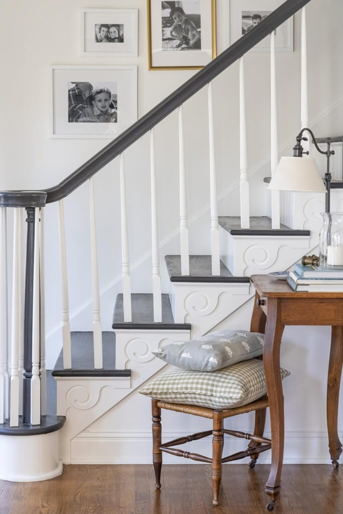 Welcome Home Saturday: New stair trim adds character