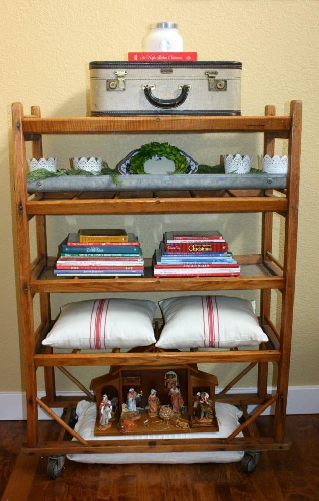 antique-drying-rack