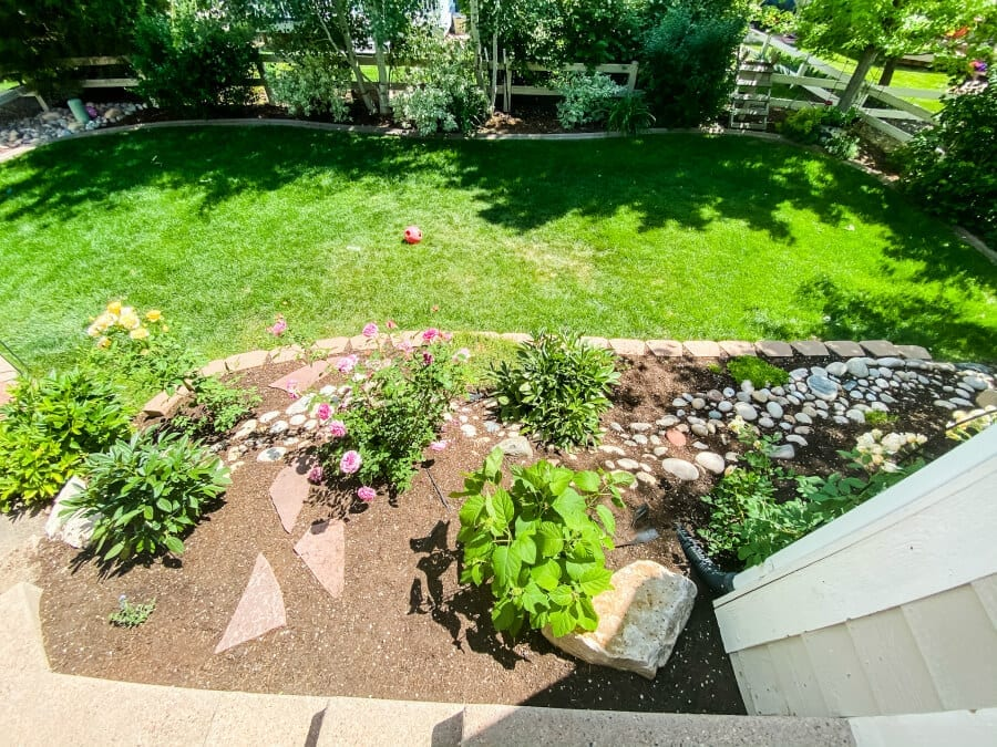 Take a peek at these creative backyard landscaping ideas on a budget.