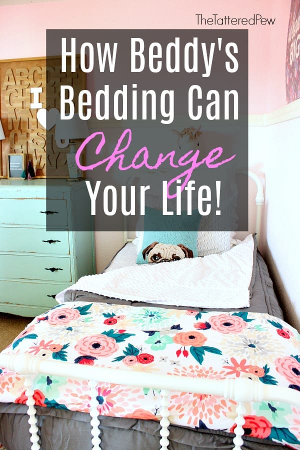 Beddy's Zipper beddin is a game changer when it comes to kids and making their beds! #kidsbedding #beddys