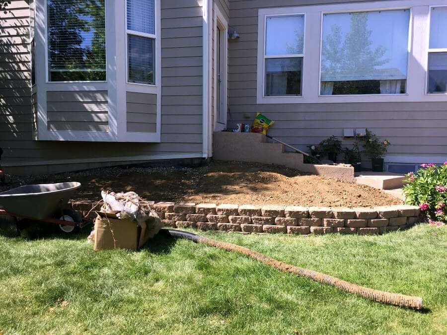 Pick your area when and begin to get it ready for your flower garden.