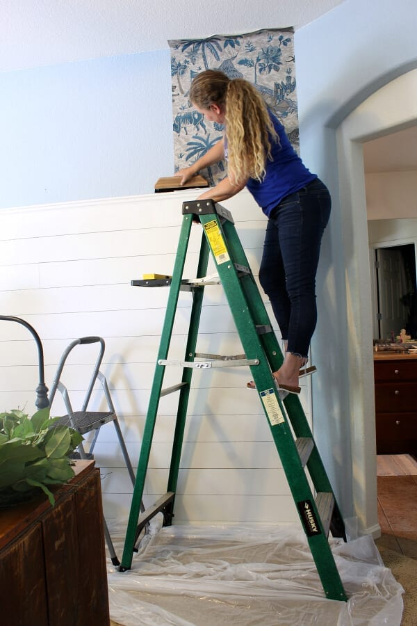 A beginners guide t wallpapering...you can do it!