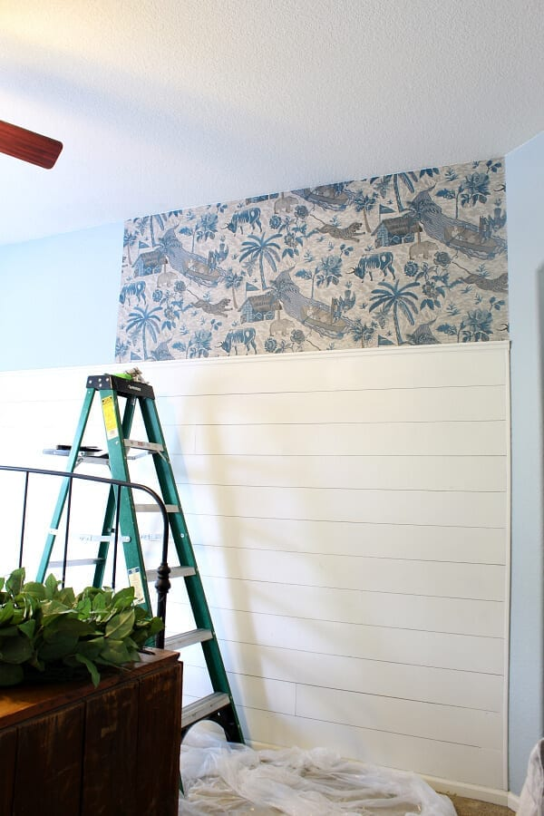 A beginners guide to wallpapering!