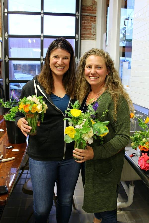 DIY Floral Arrangement Workshop