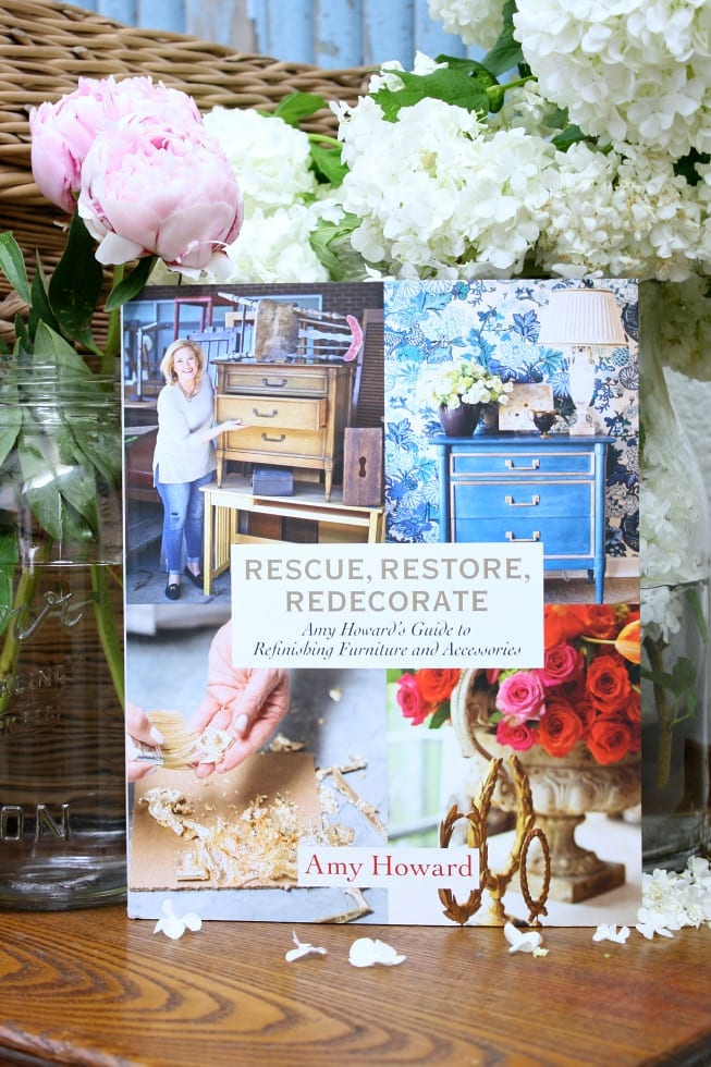 Rescue, Restore, Redecorate- A Guide to Furniture Painting Book Review