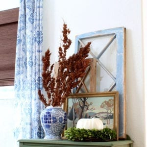 Come see my Brilliant Colors of Fall Home Tour !
