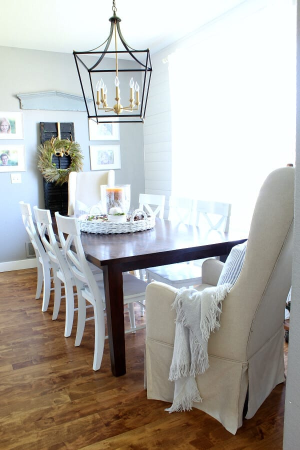 Come see where I found these chairs and take a look at how Fall has made it's way into our home!