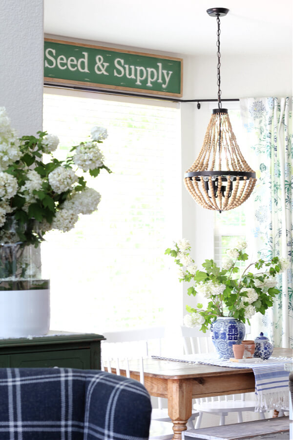 our casual summer home tour: the kitchen
