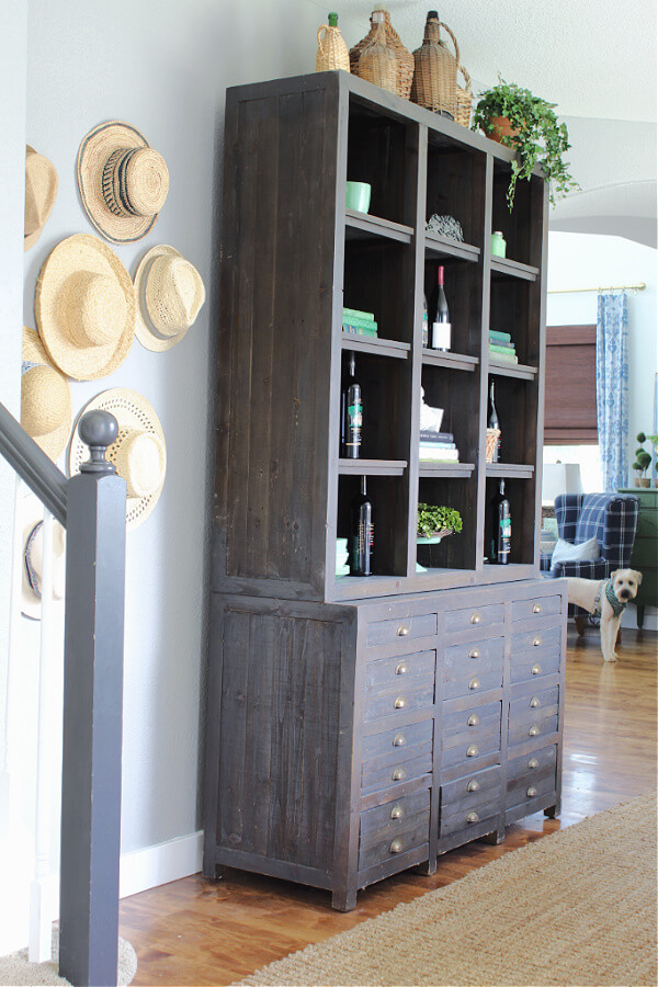 Our Casual Summer Home Tour...come into the dining room!