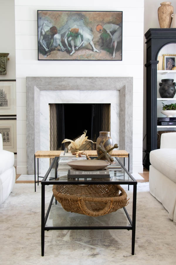 Welcome Home Sunday: Coffee Table Styling 101