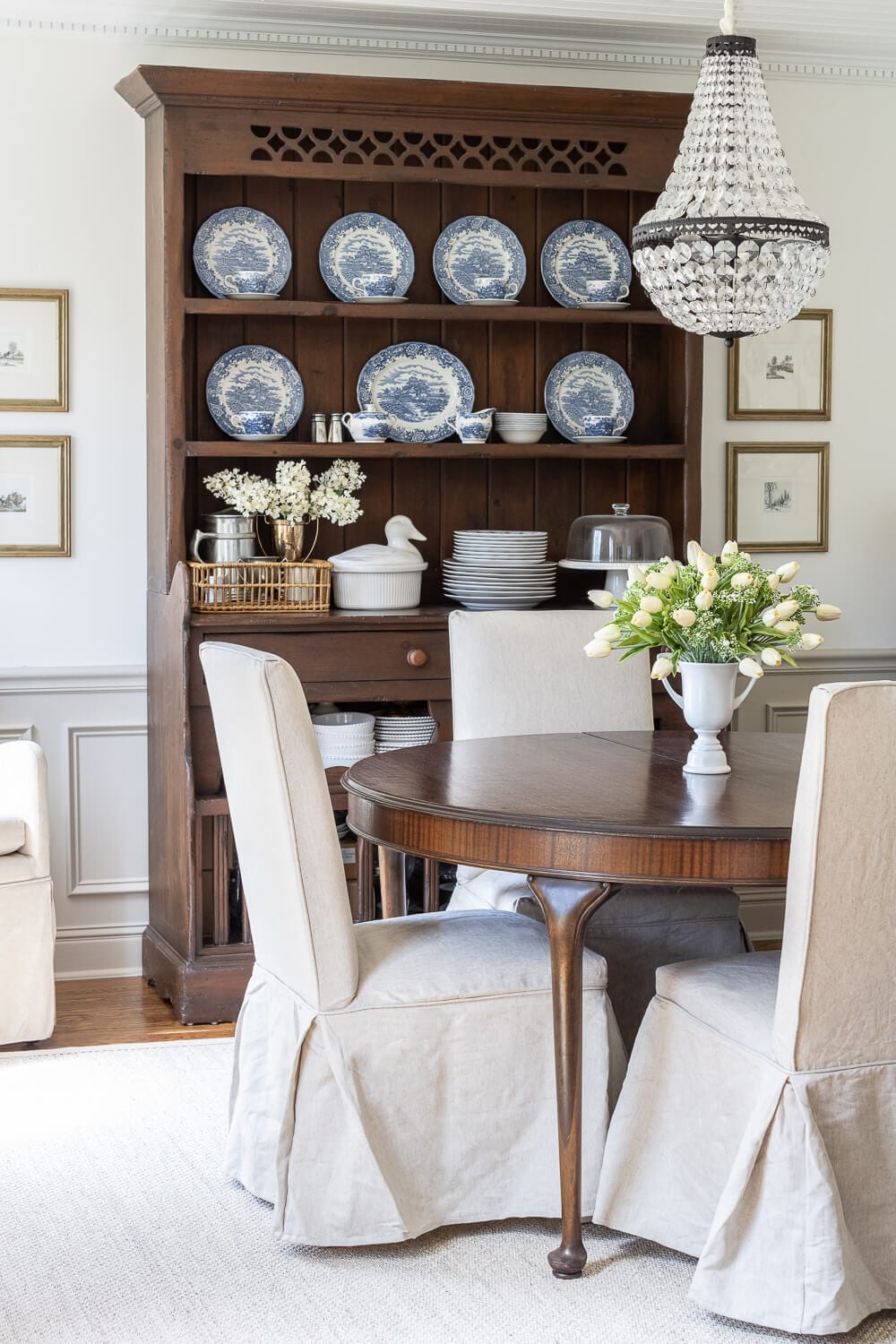 Welcome Home Saturday: Cozy Dining Room Updates