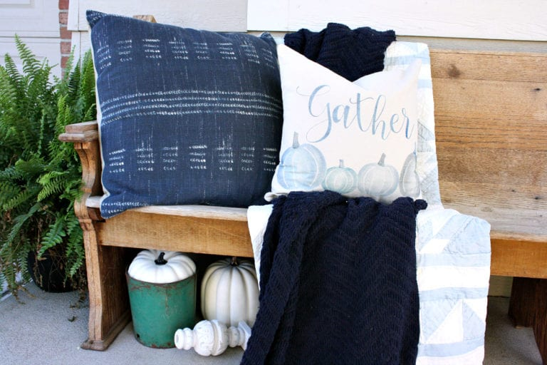 Fall Inspiration for Your Bedroom and Porch