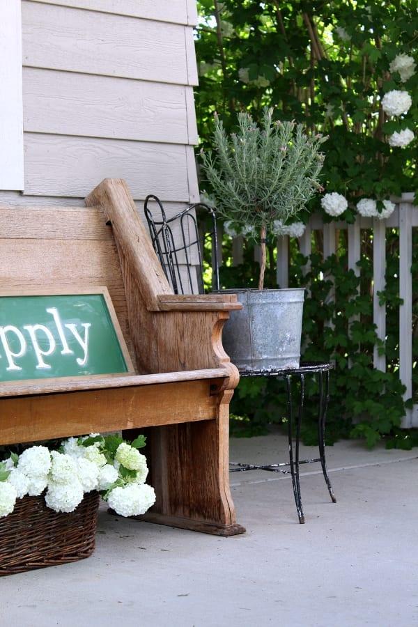 Summer Porch ideas that anyone can do!