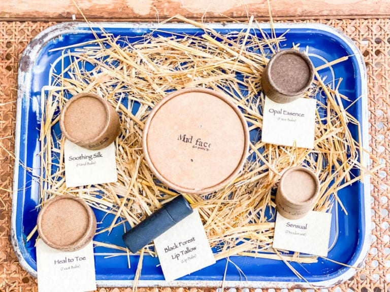 Mud Face: Get Pretty Dirty Skincare