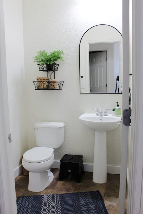 How To Refresh Your Half Bath On A Budget