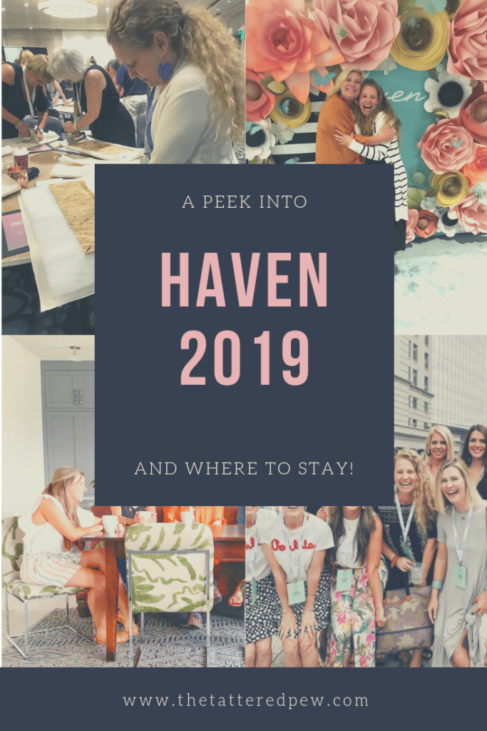 Haven 2019 Collage