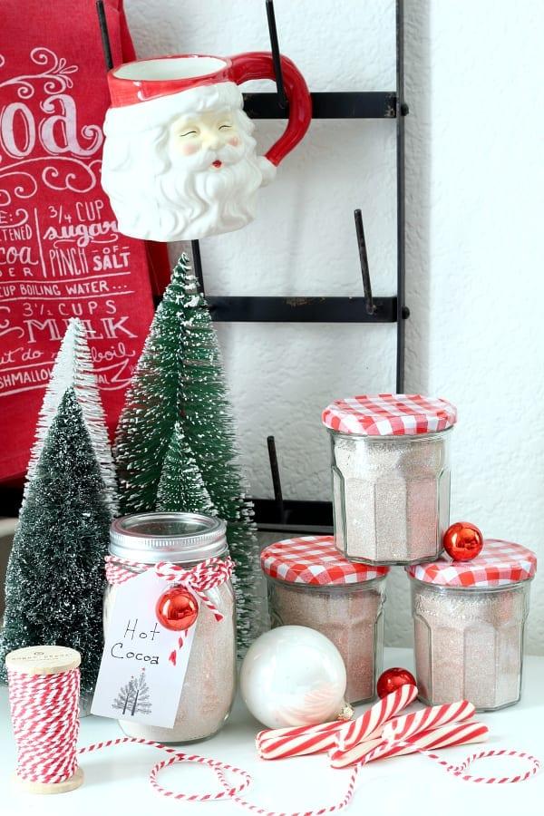 Welcome Home SUnda: Homemade Hot Chocolate Gift