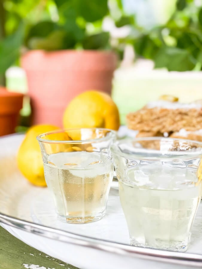 The Best Homemade Limoncello Recipe The Tattered Pew