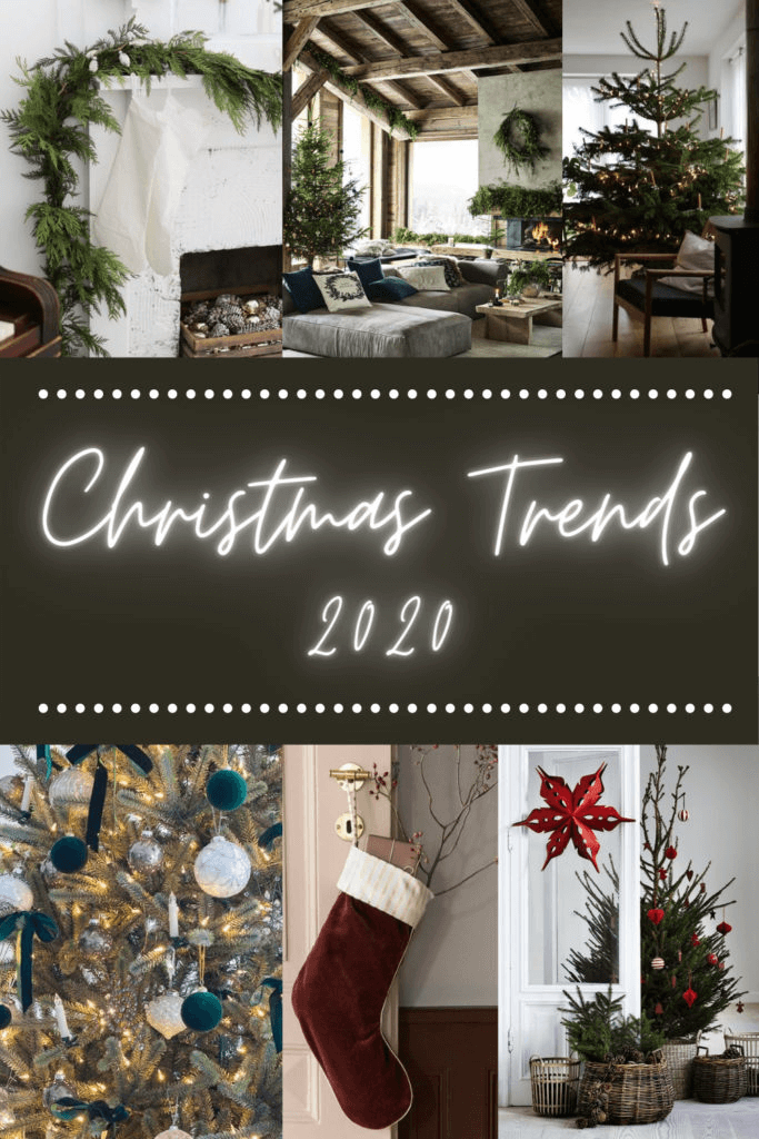 Welcome Home Sunday: Christmas Trends 2020