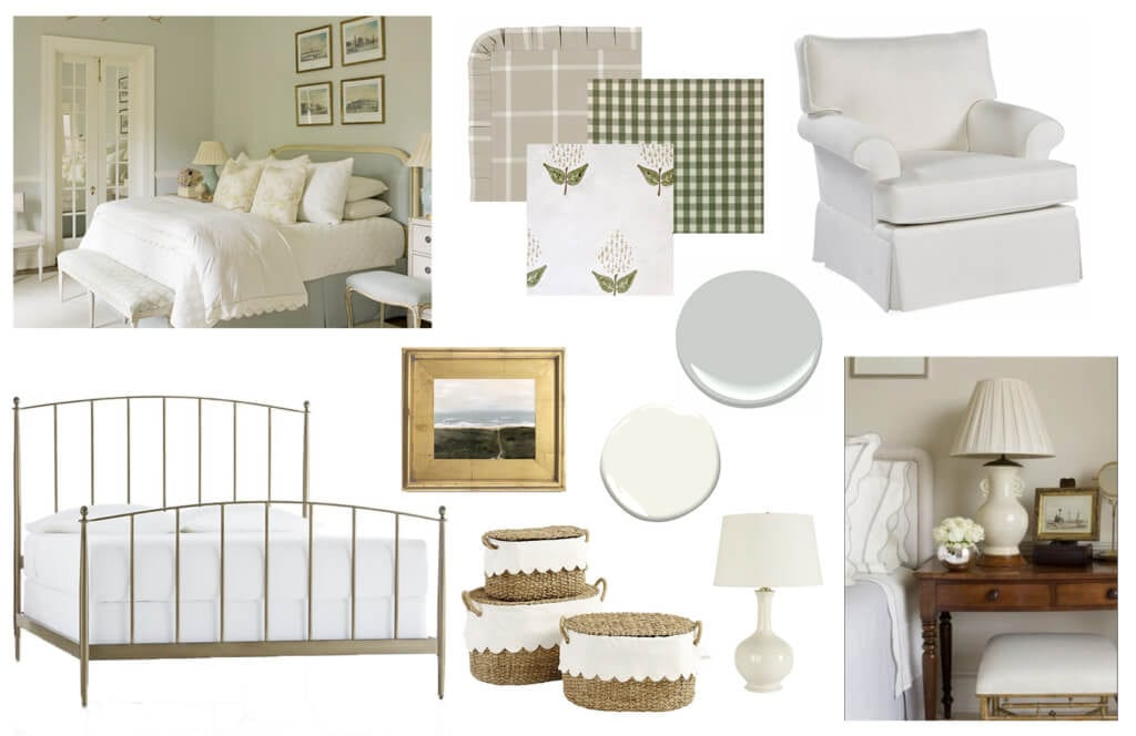 Welcome Home Sunday: Guest Bedroom Plans