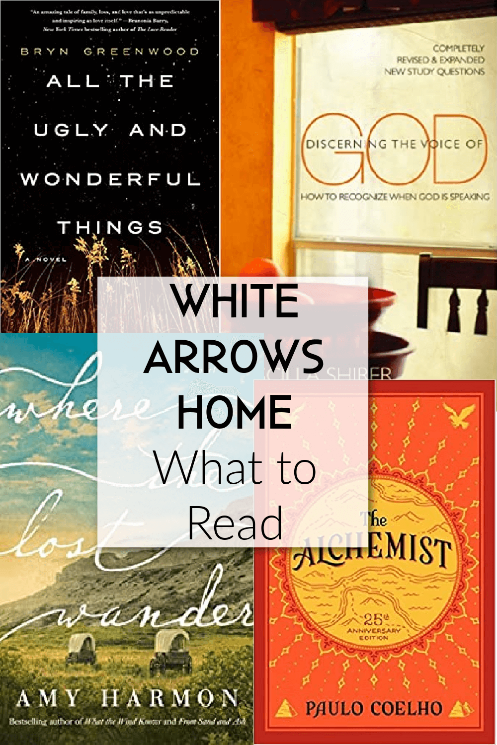 Welcome Home Saturday: 4 books to read this month