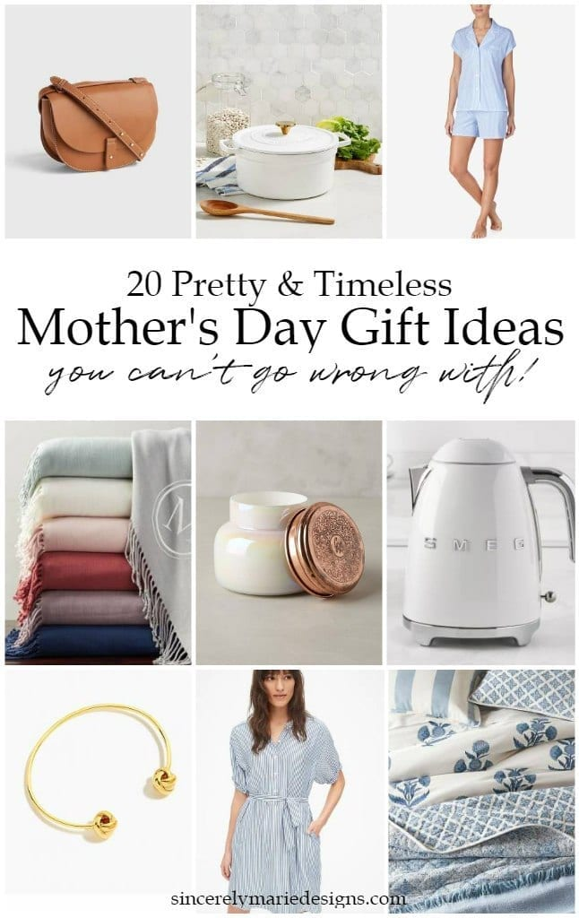 Welcome Home Sunday: Mother's Day Gift Ideas that are Timeless