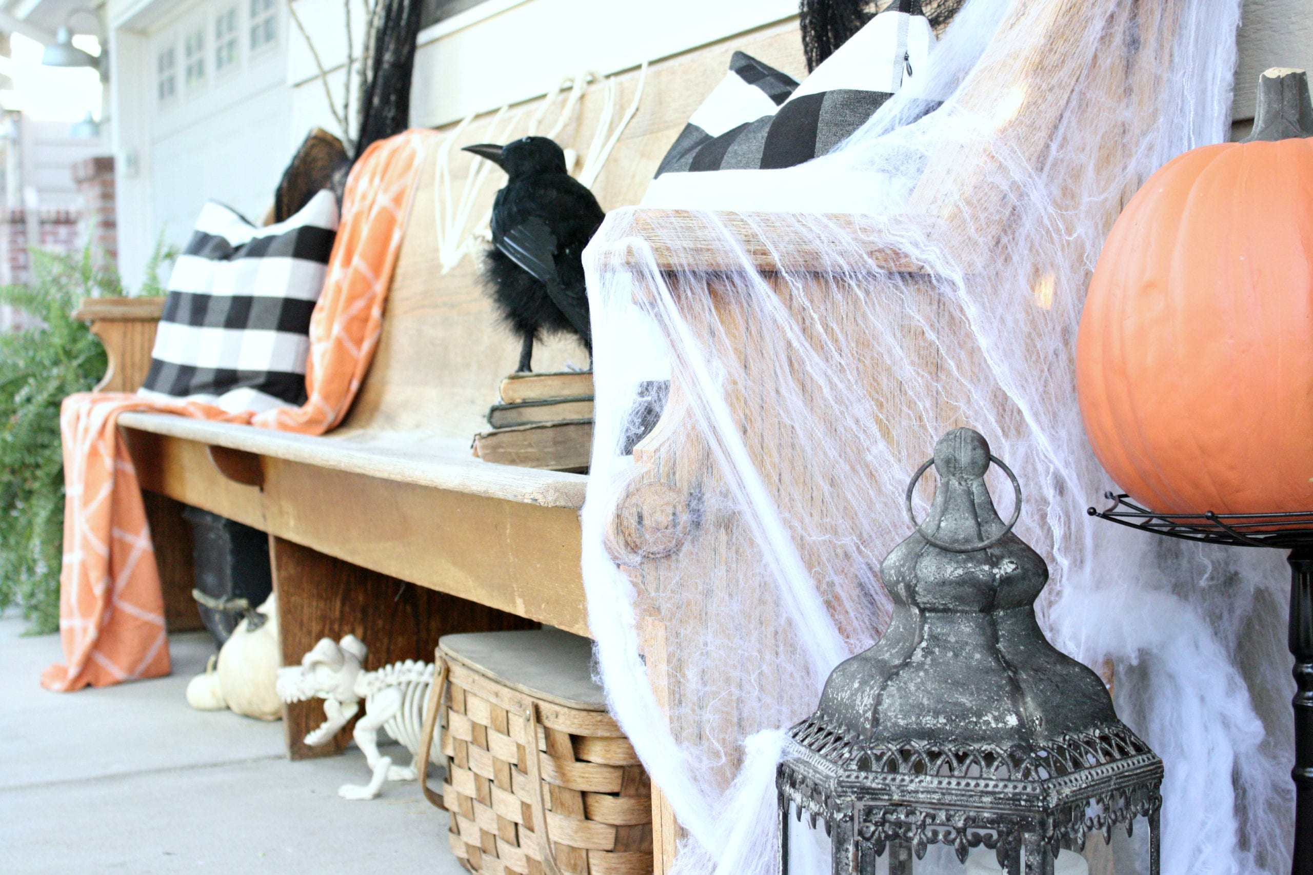 last minute halloween decor and diy ideas round up » the tattered pew