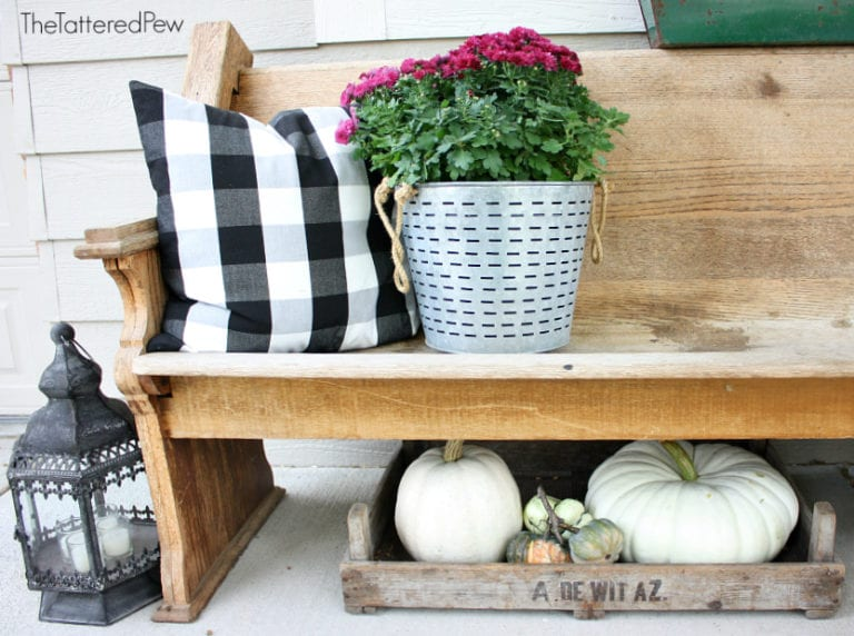 5 Fall Must Haves for Your Porch