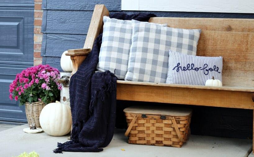 Fall porch inspiration!