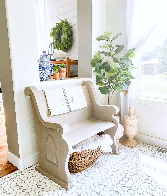 Welcome Home Saturday: How To Seamlessly Mix VIntage, Thrifted & New Decor In Your Home