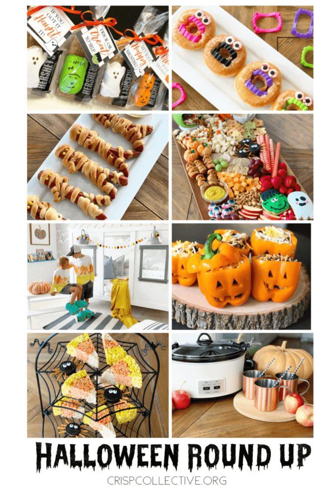 Welcome Home Saturday: Crisp Collective Halloween Roundup