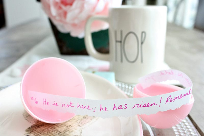 Welcome Home Sunday: 10 meaningful and fun Easter ideas for families.