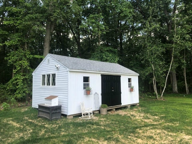 Welcome Home Sunday: shed makeover