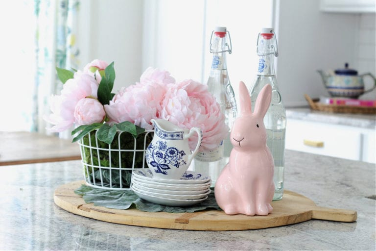 Simple Spring Decorating Ideas For Your Kitchen