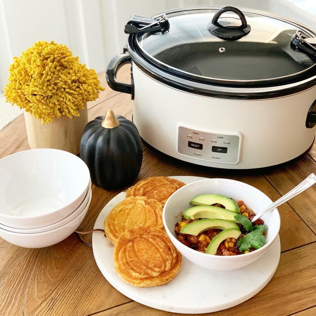 Welcome Home Saturday: Slow Cooker Taco Soup