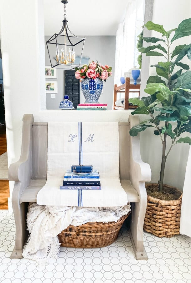 Welcome Home Sunday: Spring Home Tour