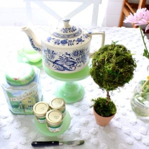 Spring tea party ideas that anyone can do!