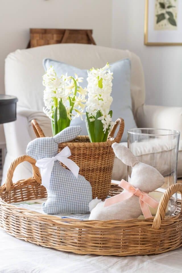Welcome Home Saturday: Sweet DIY Stuffed Bunny