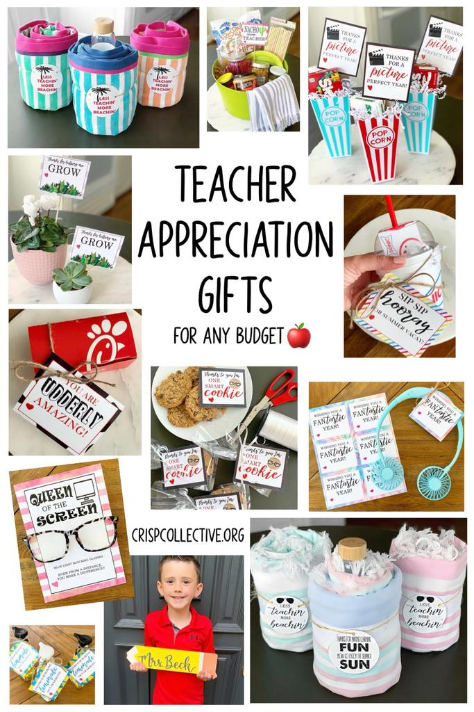 Welcome Home Saturday: Teacher Appreciation Gifts